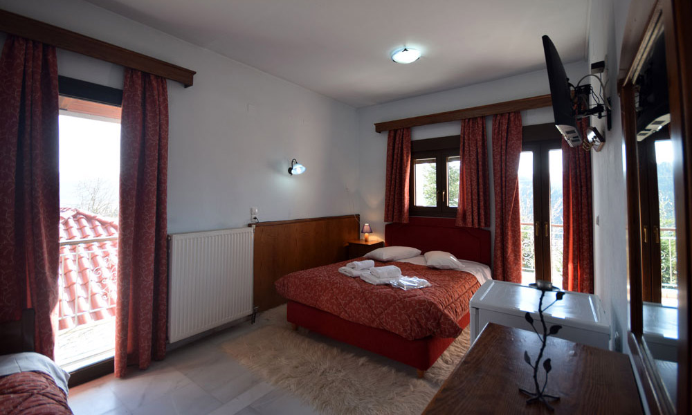 Rooms Karpenisi